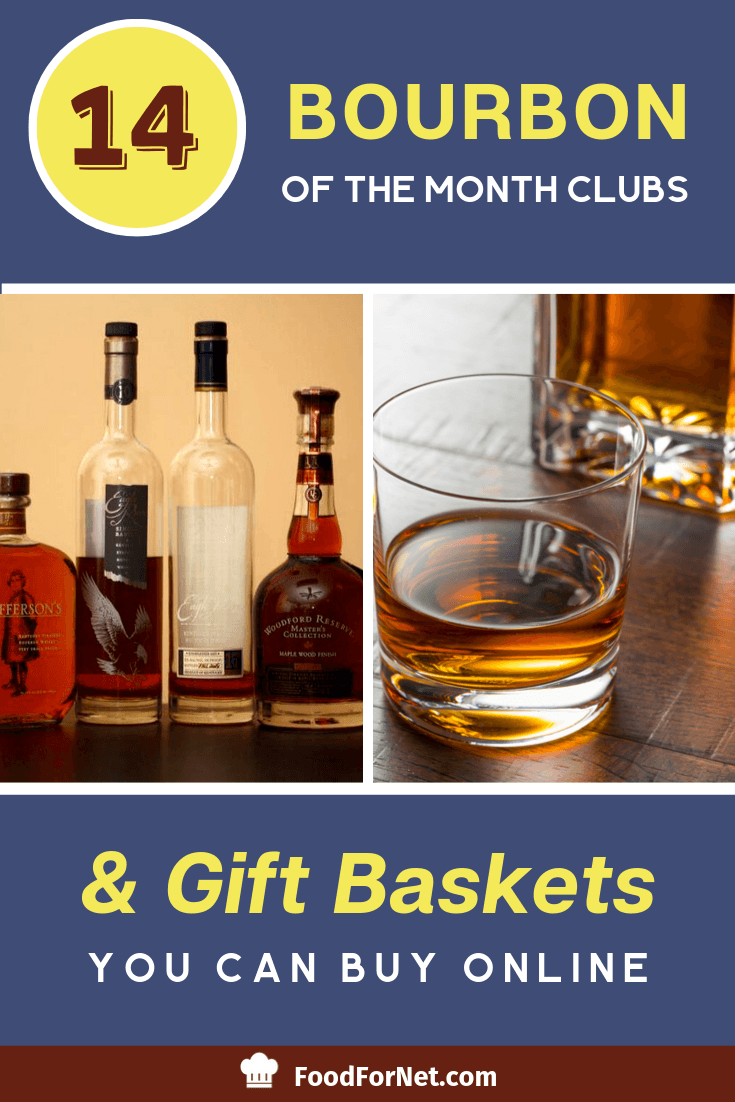 15 Bourbon of the Month Clubs & Gift