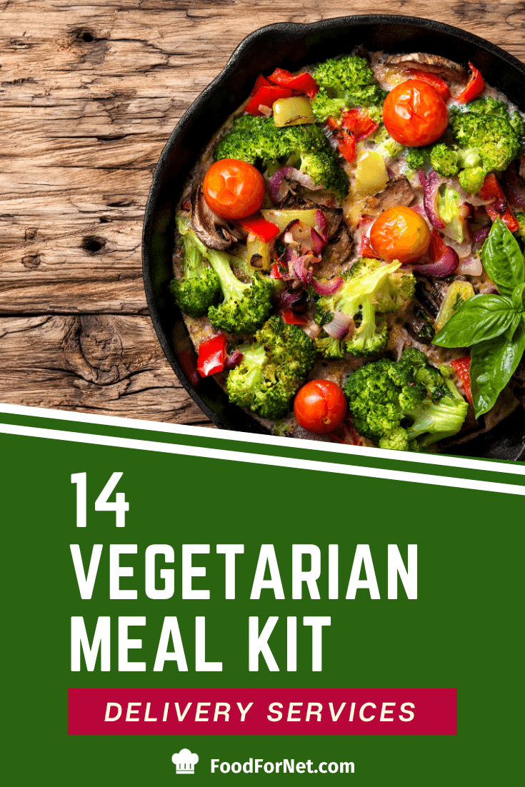 These 14 Vegetarian Meal Kits Will Make Weeknight Cooking Easier