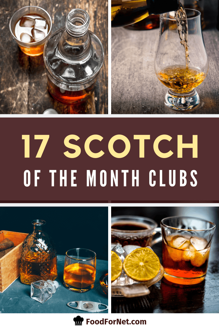 17 Scotch Of The Month Clubs To Wet