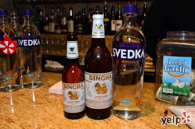 yorsh beer vodka