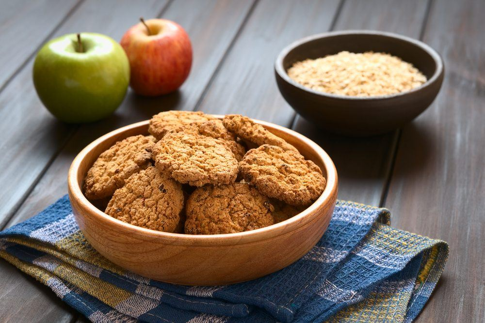 oats oatmeal cookies
