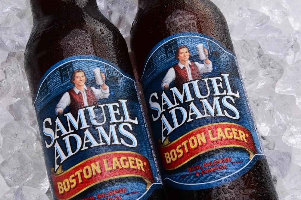 sam adams lager