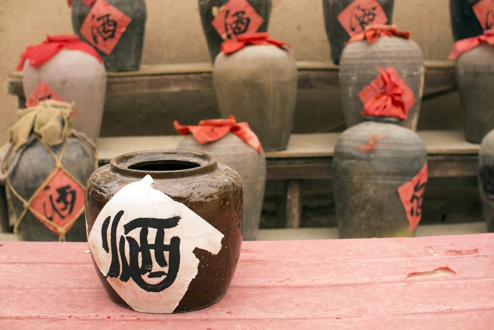 baijiu rice wine