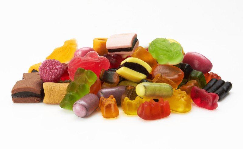 Bunch of gummies