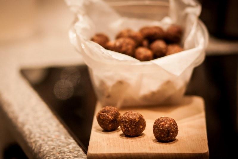 Cocoa Snackballs