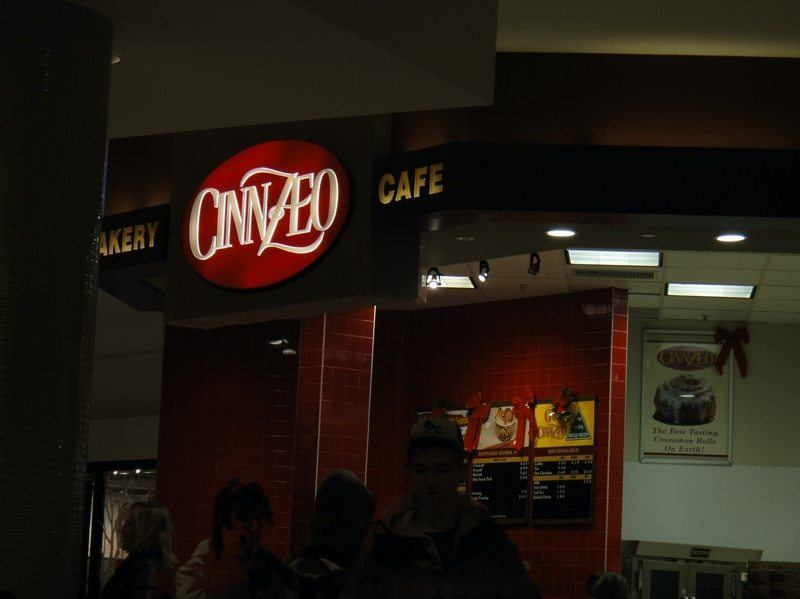 Cinnzeo Bakery Cafe