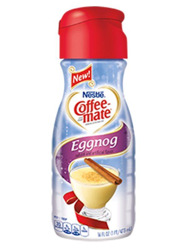 Coffee Mate Eggnog Creamer