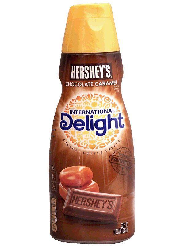 Hershey's Chocolate Caramel Creamer