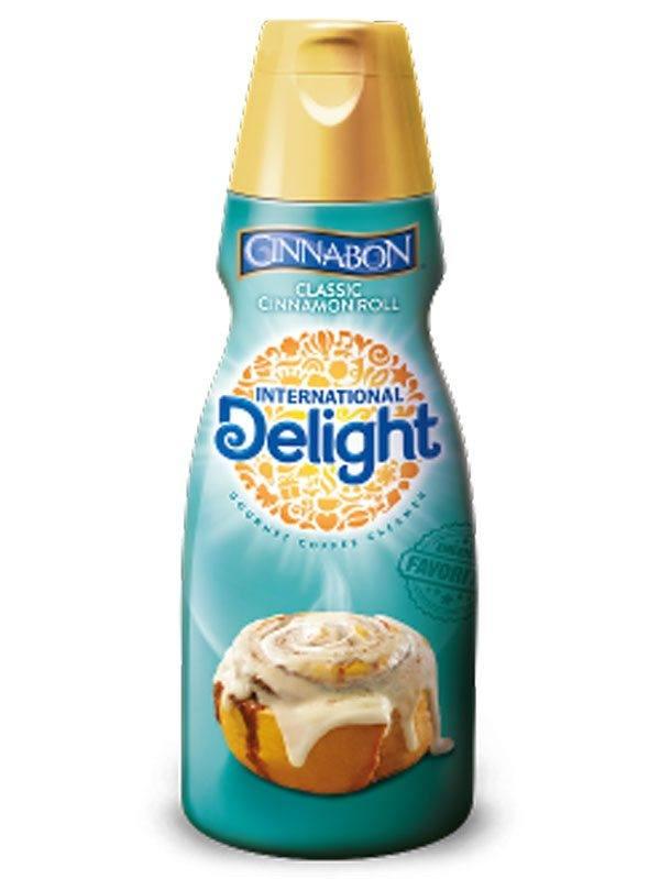 International Delight Cinnabon Creamer