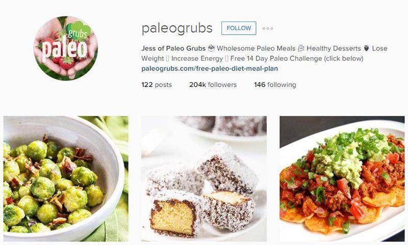 Paleo Grubs