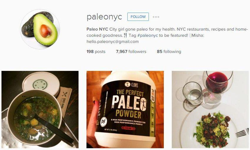Paleo NYC