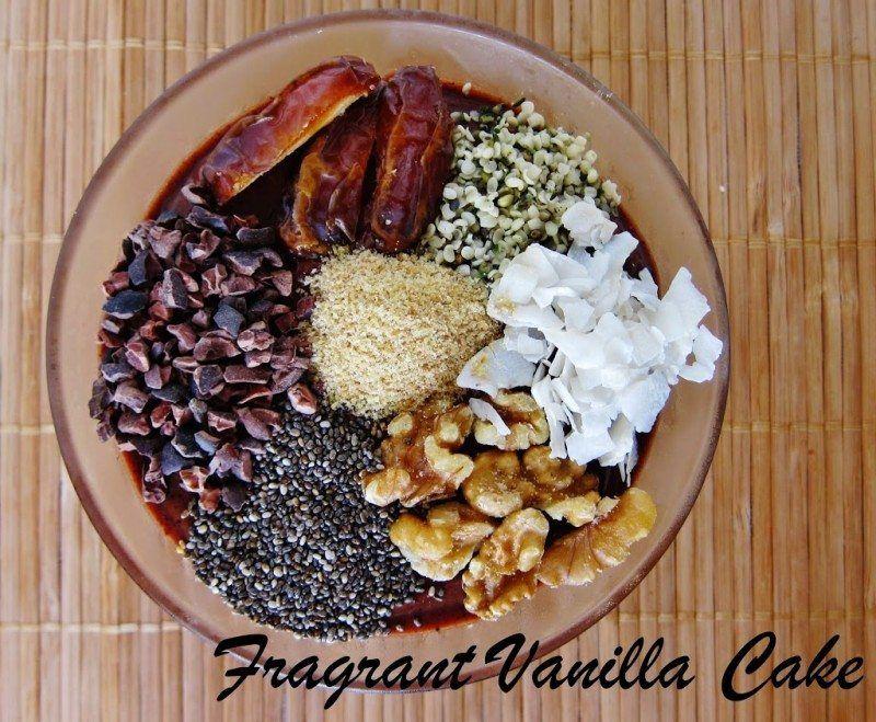 Amy // Fragrant Vanilla