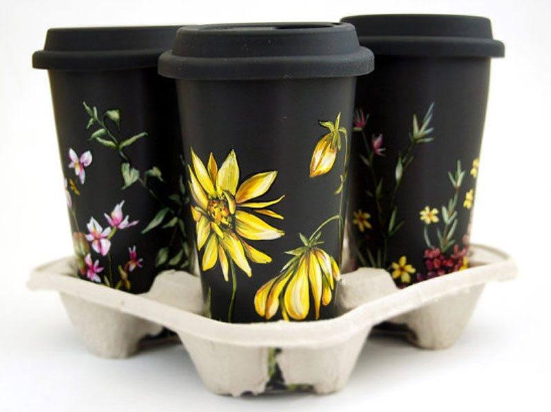 Hand-Painted-Ceramic-Mugs