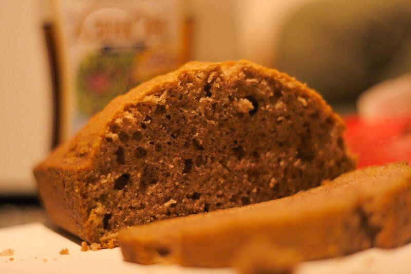 Pamela's Gluten-Free Zucchini Bread