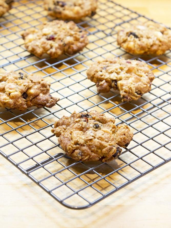 Flour-Free Oatmeal Cookies