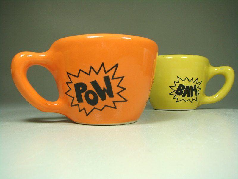 Pow! Bam!