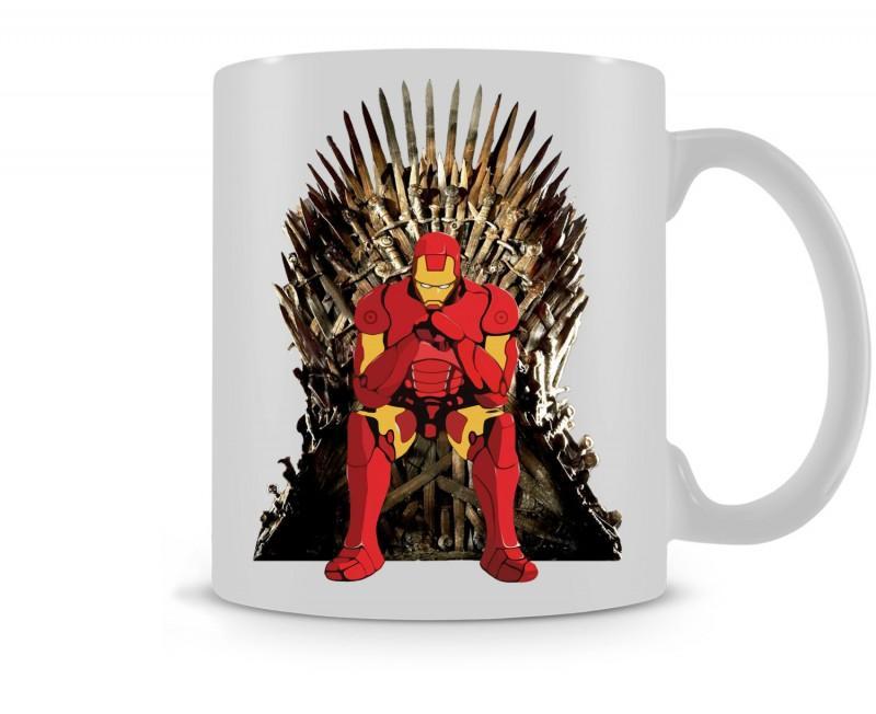 Game of Thrones Iron Man Mug