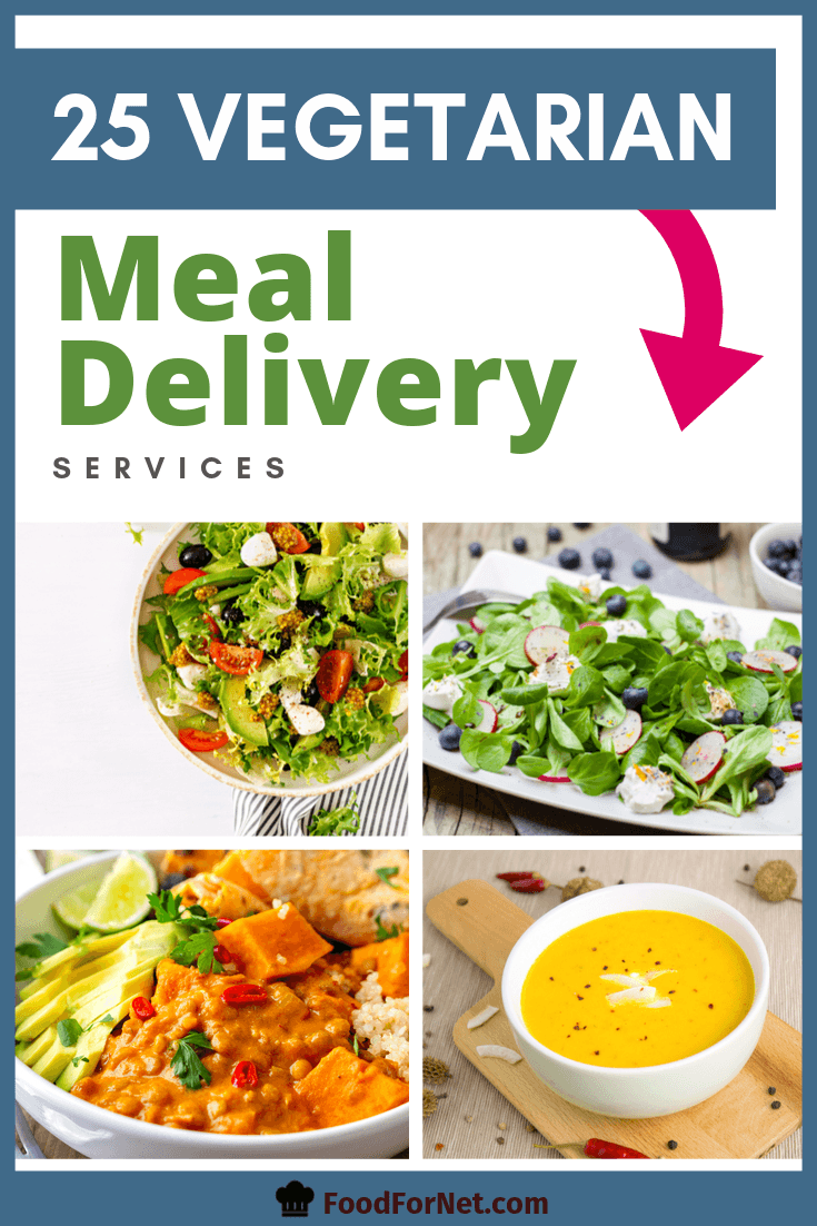 These 25 Vegetarian Meal Delivery Services Are Ready Heat Eat