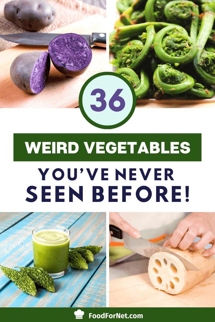Top 10 Weird Vegetables 11