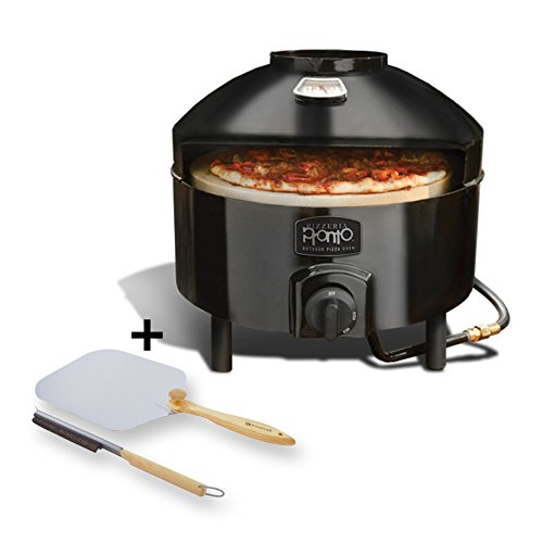 i mentioned the pizzacraft pizzaque earlier but this is a second pizza oven from the same brand in many ways the two products are similar to one another - Countertop Pizza Oven