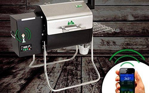 with a sleek size portable features and high end grilling technology the davy crockett pellet grill from green mountain grills is a must see this wood - Wood Pellet Grill
