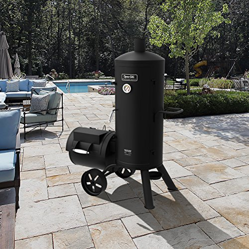 best offset vertical smokers for small footprint high quality smoking. Black Bedroom Furniture Sets. Home Design Ideas