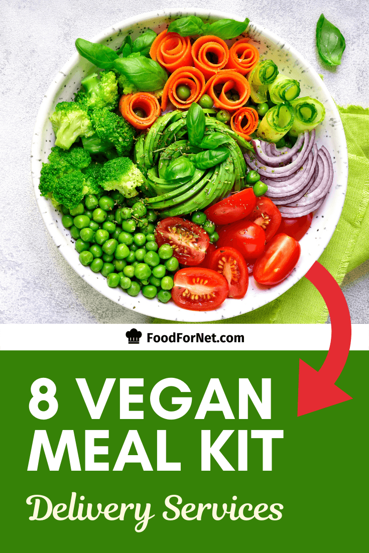 8 Vegan Meal Kits For Fresh Daily Dining