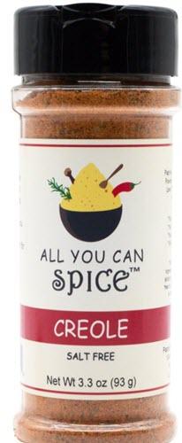 A jar of spice