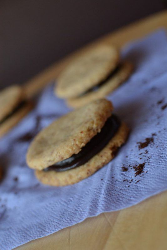 Almond biscuits with espresso cream final 4