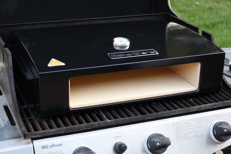 Bakerstone Pizza Oven Box Review It S Easy And To Grill At Home