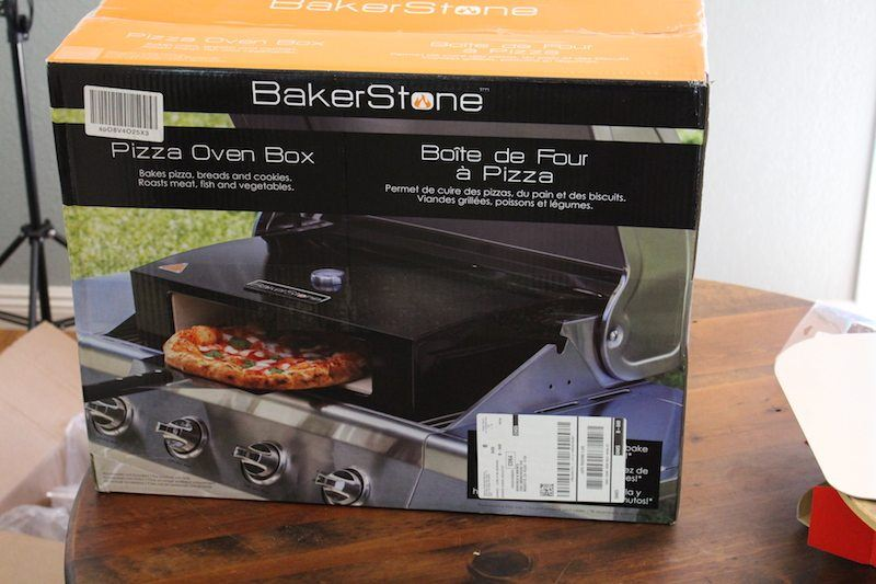Get The Bakerstone Pizza Oven Box Here