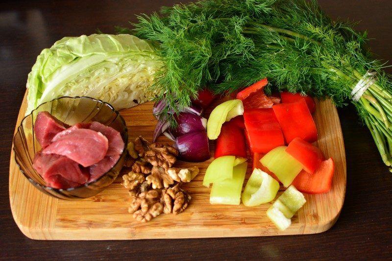 Beef Skewers Ingredients