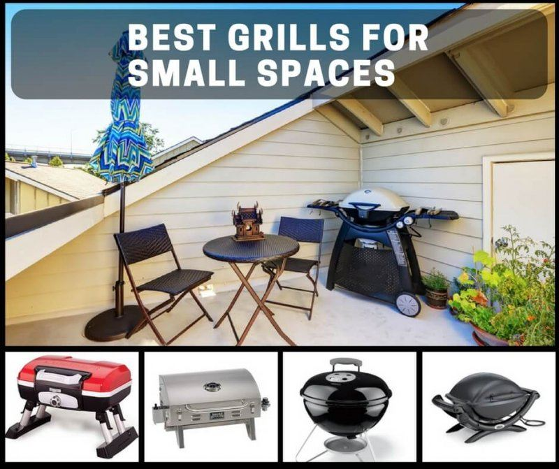 Best-Grills-for-Small-Spaces