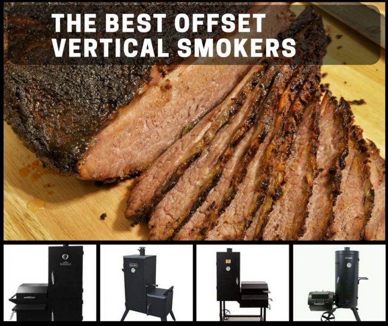 Best Offset Vertical Smokers For Small Footprint, High