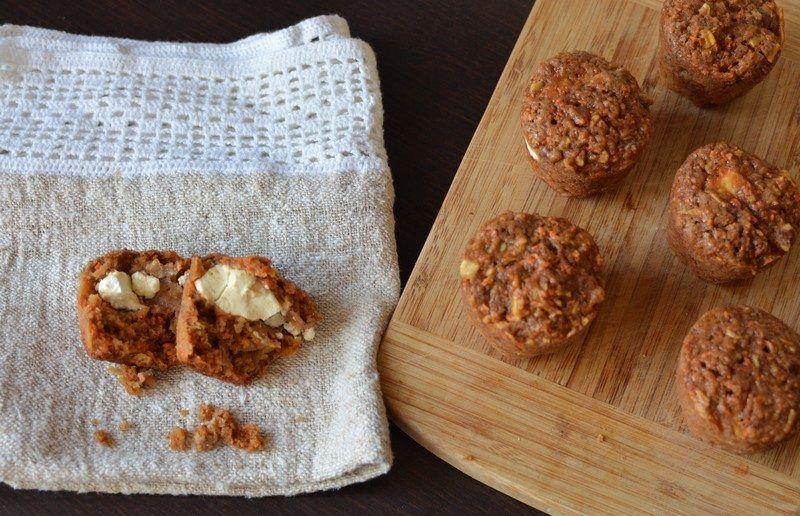 Carrot muffins final 4