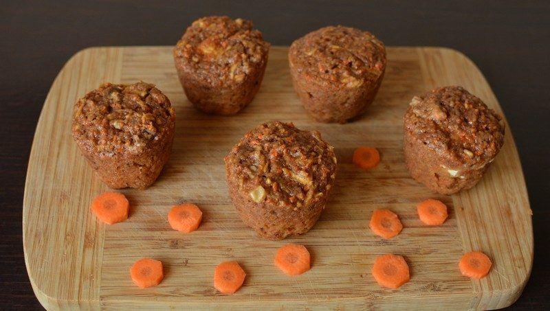 Carrot muffins final 6