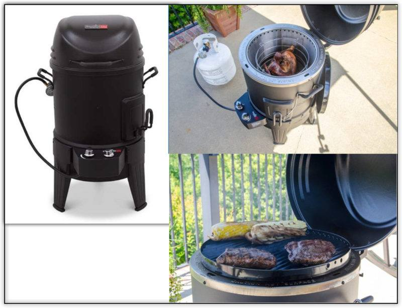 The Best Infrared Smoker Grill Combos For Fast Efficient Smoking Grilling Food For Net