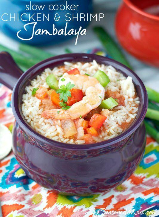 Chicken-and-Shrimp-Jambalaya