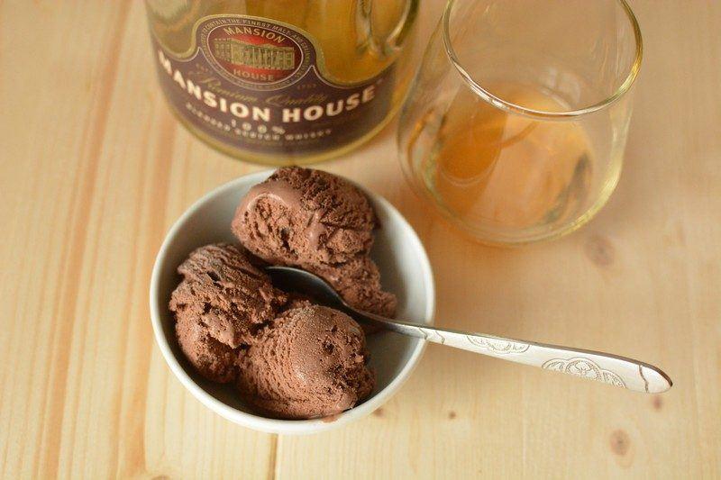 Chocolate and whiskey ice cream final 3