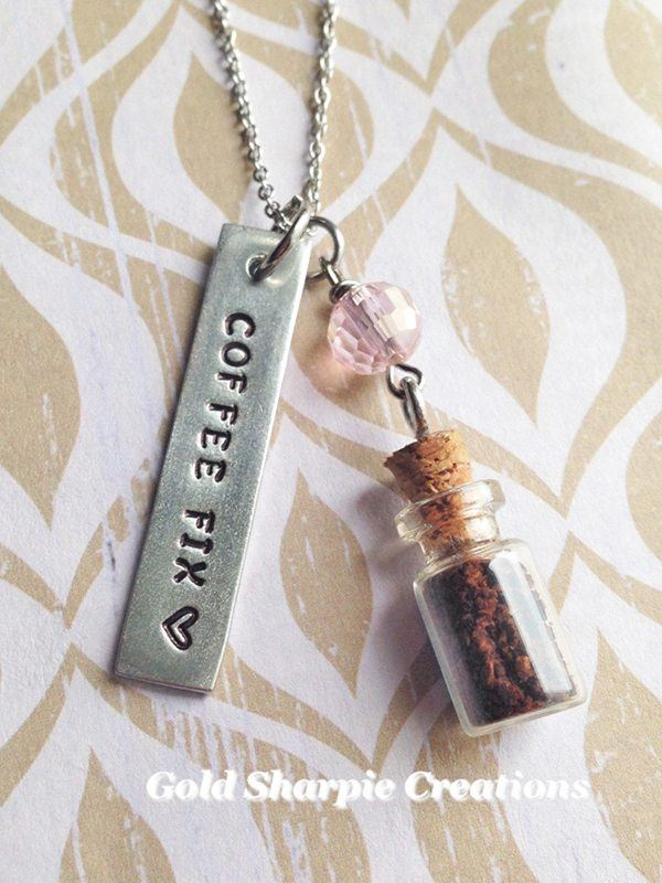 Coffee Fix Pendant