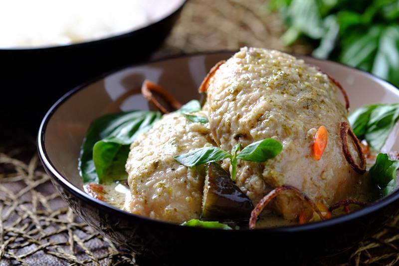 Slow Cooker Thai Green Curry Chicken Final 2
