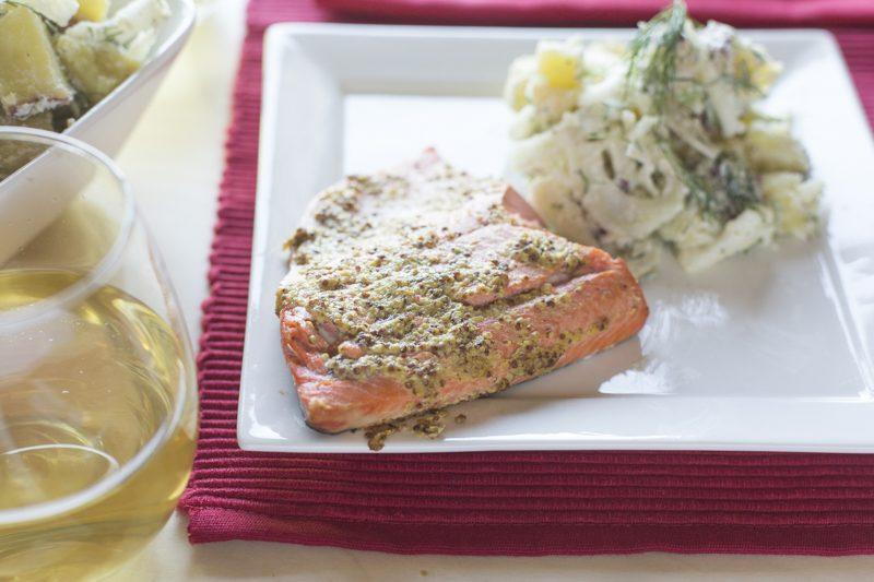Detail-Mustard-Salmon-White-Wine-Potato-Salad-Square-Plate
