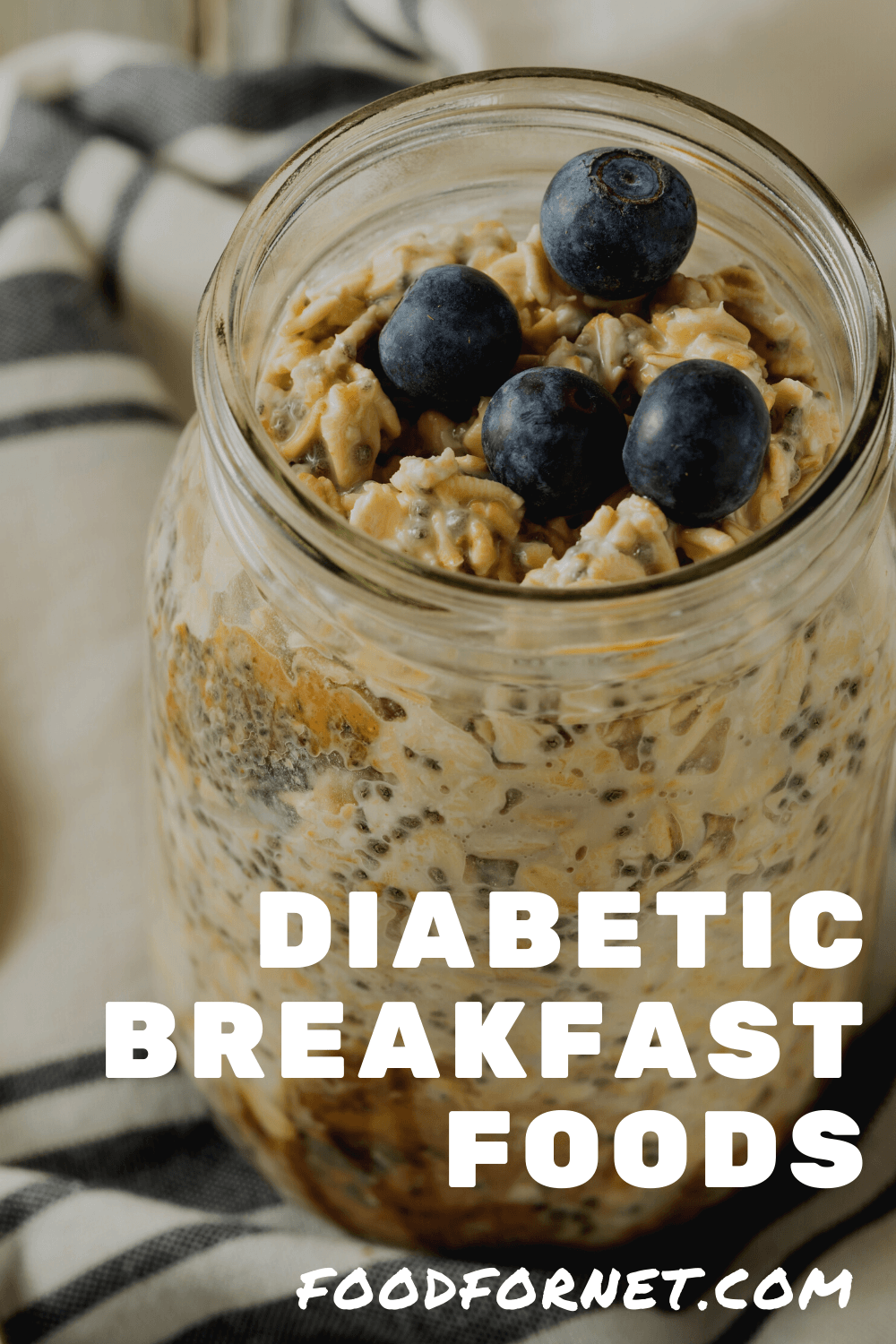 22 Diabetic Breakfast Foods To Get You Going Without Spiking Your Blood Sugar Food For Net