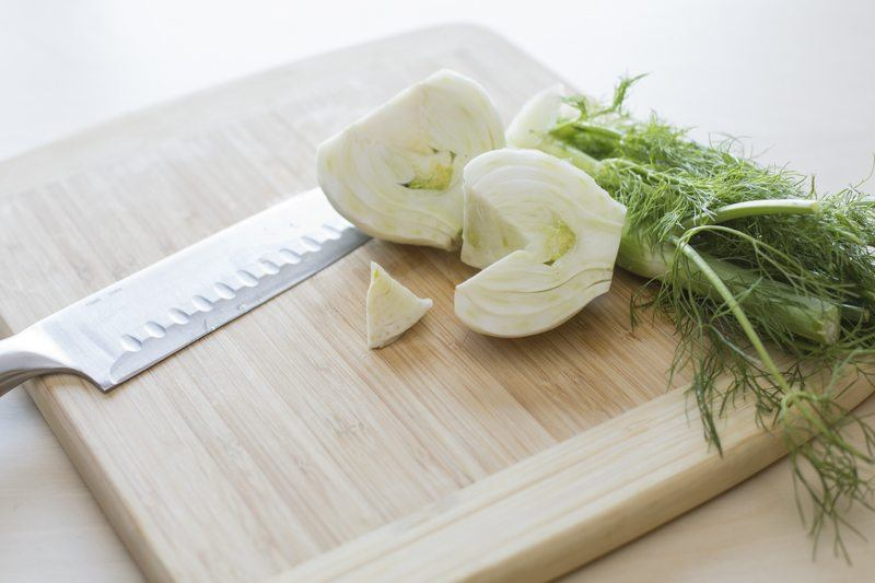 Fennel-Sliced-Core-Knife