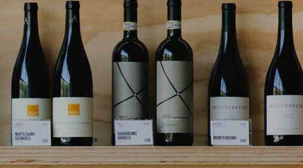 6 bottles of red wine