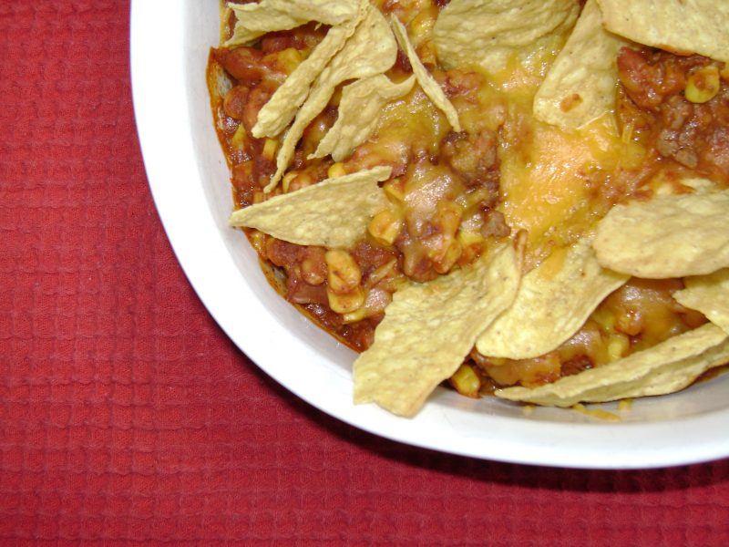 Gluten-Free Taco Casserole 13