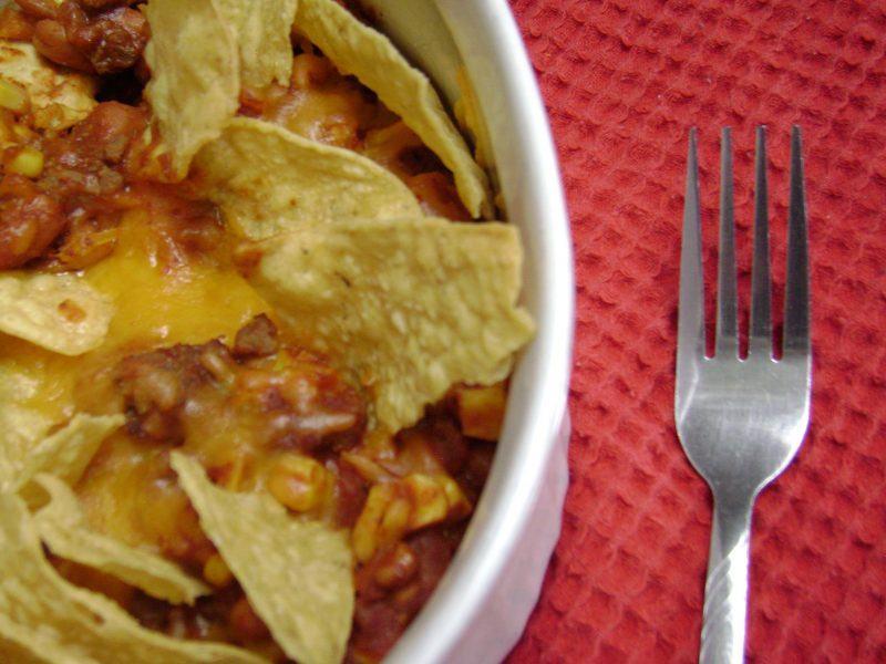 Gluten-Free Taco Casserole 14