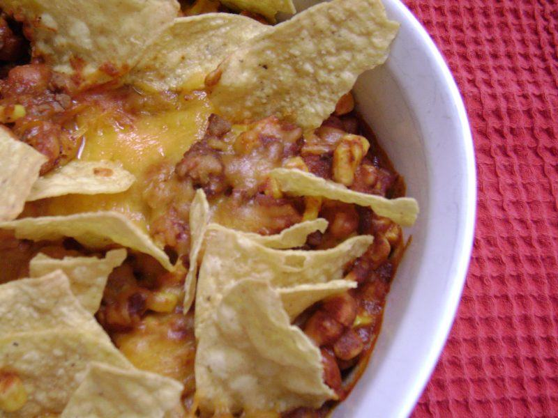 Gluten-Free Taco Casserole 18