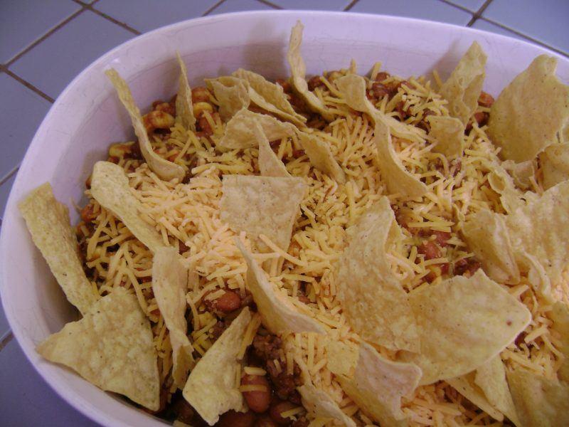 Gluten-Free Taco Casserole 2
