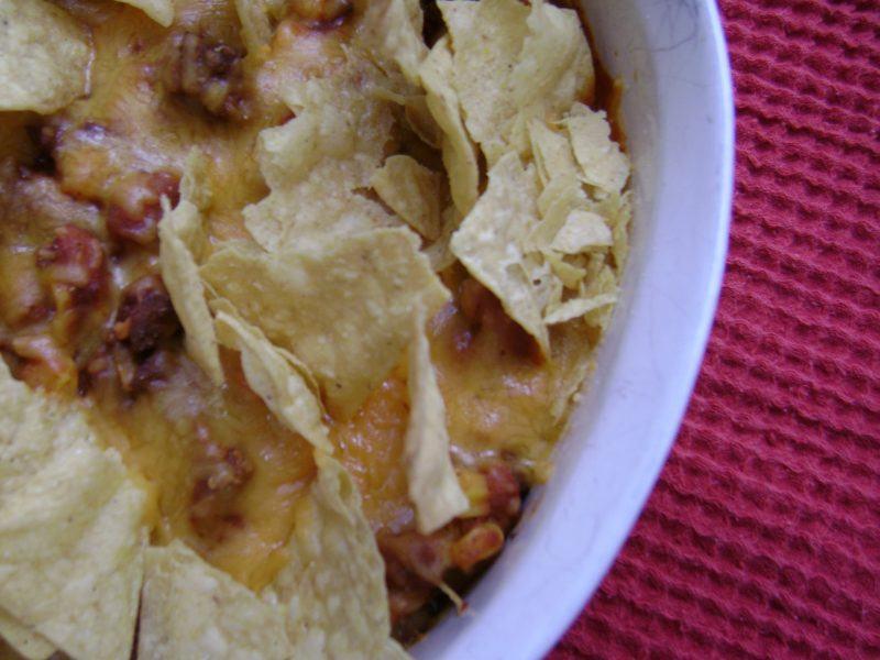 Gluten-Free Taco Casserole 3